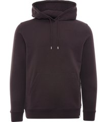 norse projects vagn classic hooded sweatshirt | eggplant | n20-1276 2061