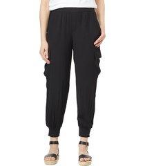 c & c california women's mya cargo pants - cargo - size xl