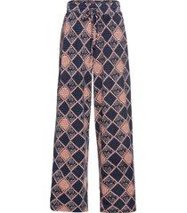 pantaloni a palazzo (blu) - bodyflirt