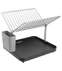 escorredor de pratos y-rack 36 x 30 cm - joseph joseph