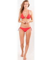 barts bikinibroekje women camilo brief red-maat 40