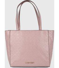 bolso rosa calvin klein