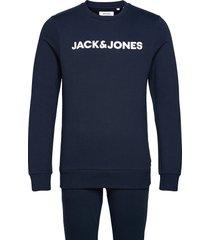 jaclounge set pyjamas blå jack & j s