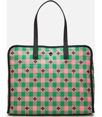 kate spade new york women's sylvia extra large tote bag - multi