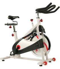 sunny health & fitness sf-b1509 belt drive premium indoor cycling bike