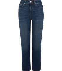 jeans met rechte pijp ruby