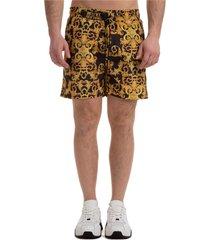 bermuda shorts pantaloncini uomo logo baroque