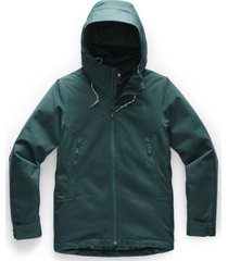 chaqueta inlux insulated verde the north face