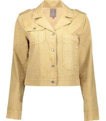 geisha 15009-10 725 jacket dark sand
