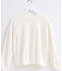 loft lou & grey snowball sweatshirt