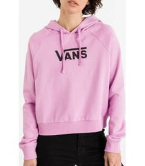 sweater vans wm flying v ft boxy