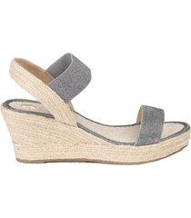 sandalia bailey plateado we love shoes