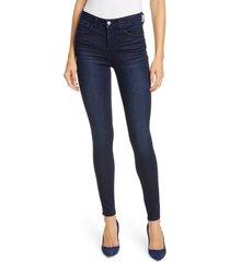 women's l'agence marguerite skinny jeans