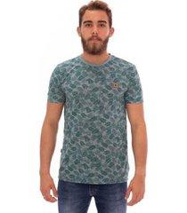camiseta aee surf slim tanie masculina - masculino