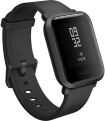 reloj xiaomi smartwatch amazfit bip negro