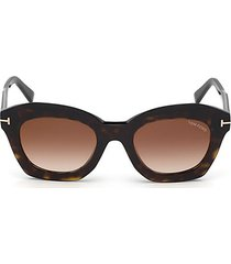 bardot 53mm cat eye sunglasses