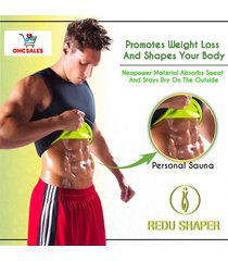 2 redu shaper man x-large, xtreme power belt, osmotic, tecnomed, redushaper