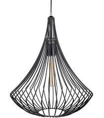 lampa wisząca clesilla nera
