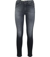 dondup jeans super skinny trousers iris black