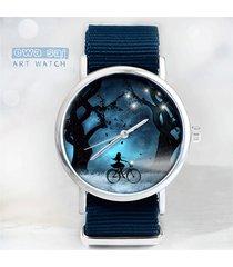 star girl i rower - zegarek + opak