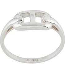 hatton labs mariner ring - silver