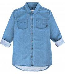 koszula denim shirt