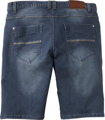 shorts men plus dark blue