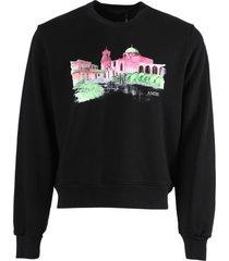 hotel sweatshirt