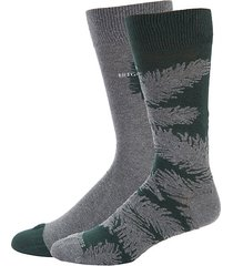 2-pack cotton-blend crew socks