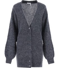 see by chloé maxi cardigan