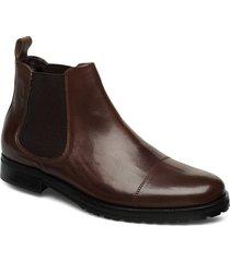 nano chelsea stövletter chelsea boot brun royal republiq