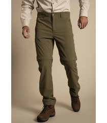 pantalón desmontable verde rockford