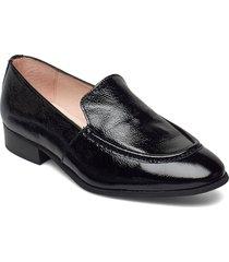 b-7610 lack loafers låga skor svart wonders