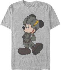 fifth sun men's mickey jet pilot short sleeve t-shirt
