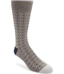 men's nordstrom men's shop mini dot cushion foot socks