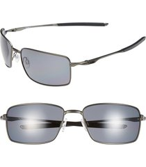 oakley 60mm polarized sunglasses in cement at nordstrom