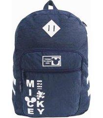 mochila de costas mickey - unissex