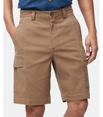 "tommy bahama men's big & tall key isles 9.5"" cargo shorts, created for macy's"