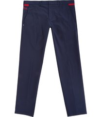 boss hapron 3 trousers - navy 50403480