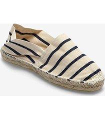 espadrillos sandaletter expadrilles låga blå scampi