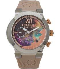 reloj mulco para mujer - gravity galaxy  mw-5-4977-113