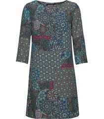 vest maritsa jurk knielengte multi/patroon desigual