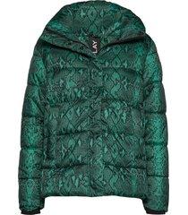jacket fodrad jacka grön replay