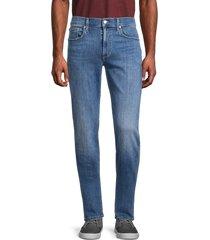 joe's jeans men's the brixton straight & narrow jeans - cree blue - size 34