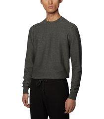 boss men's giovanni regular-fit sweater