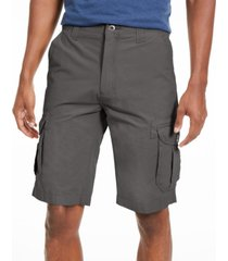 univibe men's sanded cargo shorts