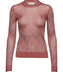 marsha long sleeve t-shirts & tops long-sleeved roze wood wood
