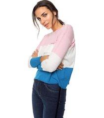 sweater rosa nano lorena