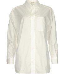klassieke blouse krimcity  wit
