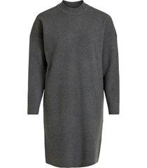 klänning violivinja knit high neck l/s dress